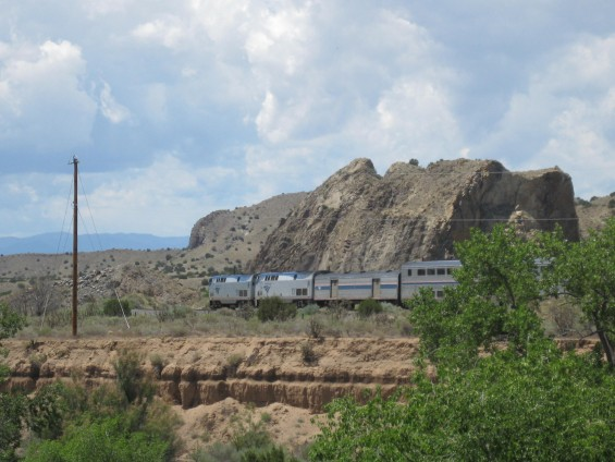 BNSF & Devil's Throne
