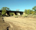 Rail Road Bridge & San Marcos Arroyo