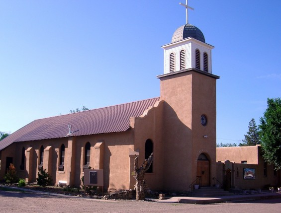 Cerrillos Church
