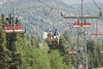 Sandia Peak Summer Chairlift