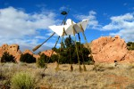 Turquoise Trail Sculpture Garden and Studio