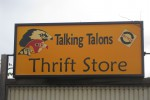 Talking Talons Thrift Store