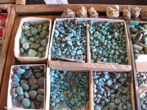 Casa Grande Trading Post Cerrillos Turquoise Mining
